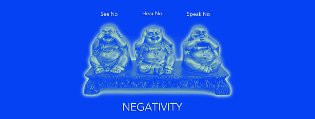 how can i be a less negative person