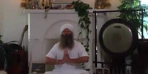 jai gopal teaching kundalini yoga