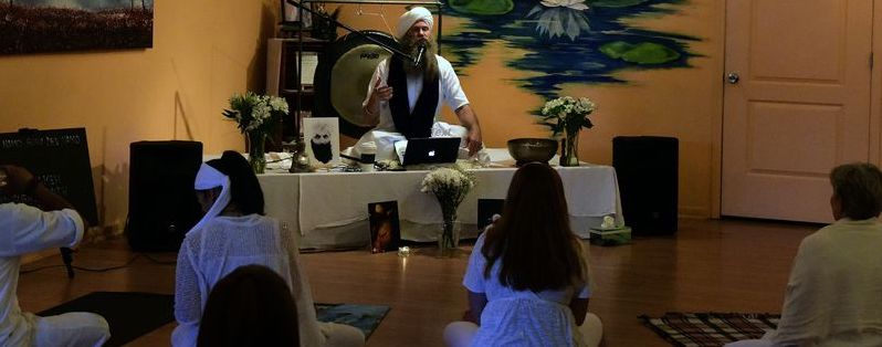 yogi bhajan's birthday with jai Gopal