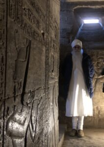 Harijiwan in Egypt